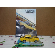 Chevette Gp2 Carros Brasil 1:43 Revista - Blister Danificado