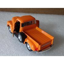 1953 Chevrolet 3100 - Maisto - 1:36 - Loose - Laranja