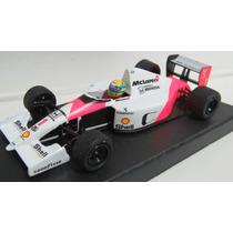 1/43 Onyx Mclaren Mp4-6 1991 Senna World Champion