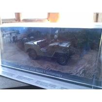 Coleção James Bond Cars Englemoss - Ed.45 - Willys Jeep M606
