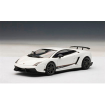 Hot Wheels Lamborghini Gallardo Superleggera 1/64 - Branco
