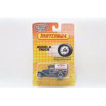 Matchbox Toys Model A Ford Van Superfast Blister
