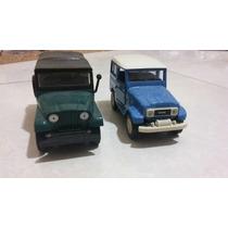 Kit C/ 1jeep E 1 Toyota Bandeirantes Minia