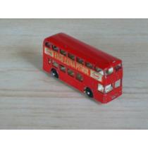 Daimler Bus Base Bege Variação Matchbox Lesney England Imk1