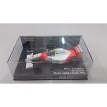 Mclaren Mp 4/8 Ayrton Senna F1 Suzuka 1993 1/43 Minichamps