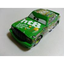 Disney Cars Chick Hicks Original Mattel Loose Mcqueen