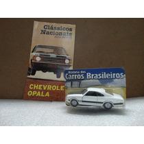 Chevrolet Opala - Carros Brasileiros 1:43 - Revista