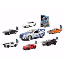 Jada Toys - Velozes E Furiosos 7 Minis Nissan Skyline Gtr