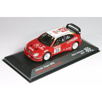 Miniatura Citroen Xsara Wrc 2001 Rallye - 1:43 Ixo