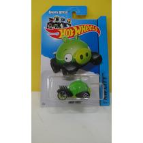 Hot Wheels - Angry Birds Porco - Lacrado!