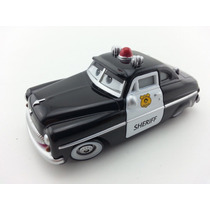 Disney Cars Sheriff Xerife Original Mattel Loose Mcqueen