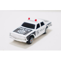 Majorette Police Car Sonic Flashers