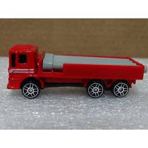 Caminhão Pipe Truck Maisto 1:64 Loose