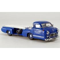 Miniatura Caminhão Renntransporter Mercedes 1954 1/43