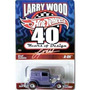 Ford A-ok Hot Wheels Larry Wood 40 Years Fo Design