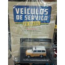 Veiculos De Serviço - Rural Willys Da Policia Rodoviária