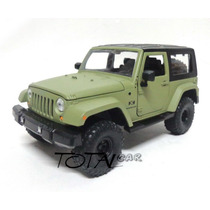 Jeep Wrangler 2007 1:24 Jada Toys Big Time