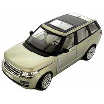 Land Rover Range Rover C/ Luz E Som 1:24 California Toys