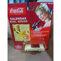 Miniatura Coca Cola Calendar Girls February