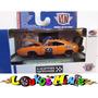 M2 1969 Dodge Charger Daytona Hemi Walmart Mopar Garage 1:64