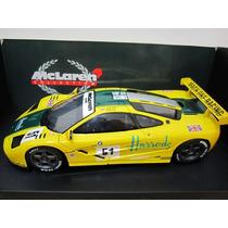 1/18 Ut Models Mclaren F1 Gtr 95 Per Te Ayrton Senna