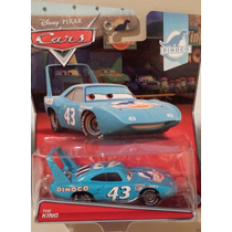 Disney Cars The King Rei Original Mattel Mcqueen