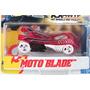 Miniatura Team Hot Wheels Moto Blade - Mattel