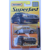 Matchbox Superfast 2006 Dodge Charger R/t
