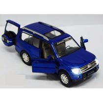Mitsubishi Pajero Sport Miniatura Escala 1:32 Diversas Cores