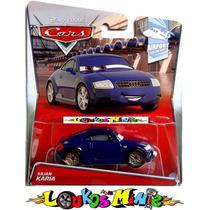 Disney Cars 2 Sajan Karia Audi Tt Airport Lacrado Mattel