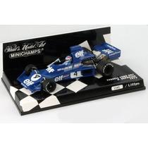 1:43 Minichamps P. Depailler Tyrrell 007 /01 Formula 1 1974
