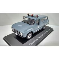 Miniatura Chevrolet Veraneio - Rota São Paulo 1/43