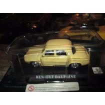 Carros Nacionais Inesquecíveis Renault Dauphine Gordine