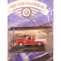 Carros Inesquecíveis Do Brasil Ed 88 Simca Rallye (1962)