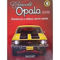 Coleção Chevrolet Opala Ss - Vol.6 (miniatura Para Montar)