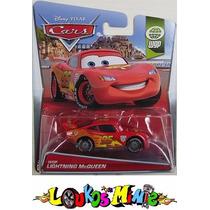 Disney Cars Lightning Mcqueen Wgp Carros Lacrado Mattel