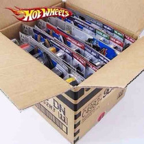 Hot Wheels Caixa C/ 72 Carrinhos Sortidos Lote - 01