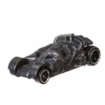 Hot Wheels Batman Begins Batmobile Dfk69 - Mattel