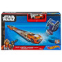 Hot Wheels Blast Battle Lightsaber Star Wars Luke Skywalker