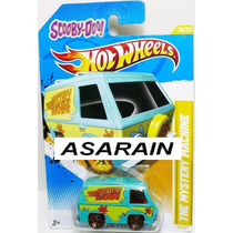 Scooby Doo Mystery Machine Hot Wheels 1/64