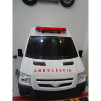 Ambulancia De Brinquedo