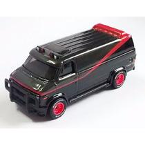 Gmc Van 1983 Esquadrão Classe A 1:64 Hot Wheels Retro Pt ***