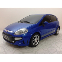 Fiat Punto Tjet Azul (controle Remoto) - Cks