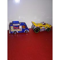 Carrinho Hot Wheels (lote Com 2 Unidades Raras)!!!