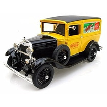 Ford Model A Delivery Truck Coca Cola 1931 1:18 Motor City