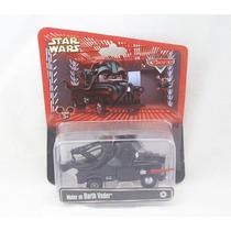 Disney Cars Mater Como Darth Vader Star Wars Mattel Lacrado