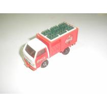 ( L - 140 ) Caminhão Isuzu Coca Cola