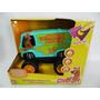C820 - Maquina Mistério Off-road Scooby Doo - Som, Luz E Mov