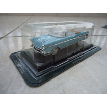 Miniatura Del Prado Escala 1/43 Chevrolet Bel Air 1957 Chevy
