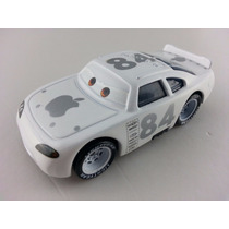 Disney Cars Apple #84 Copa Pistão Original Mattel Loose